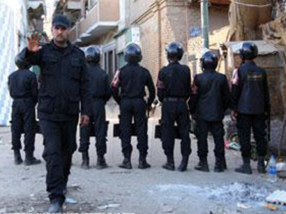 Shootout in Egypt Kills At Least 30 Police Officers