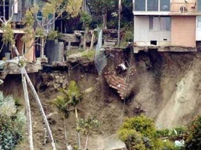 Heavy rains, landslides leave 20 dead in northern India