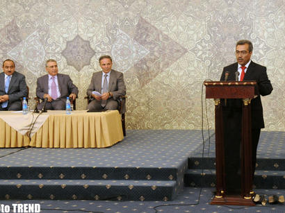 Head of Presidential Administration: Material and technical base of media strengthened in Azerbaijan over recent years (PHOTO)