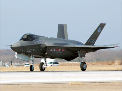 US to sell F-35 jets to Belgium for 6.53 bln USD