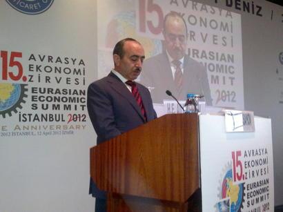 Əli Həsənov: Azərbaycan 2001-ci ildən Avrasiya İqtisadi Zirvə Toplantısında fəal iştirak edir (FOTO)