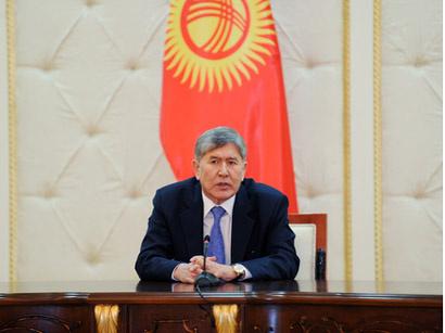Глава Кыргызстана подвел итоги своего президентского срока