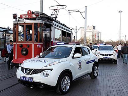 """""""Nissan Juke"""" Türkiyə yollarının təhlükəsizliyini qoruyur (FOTO)"""