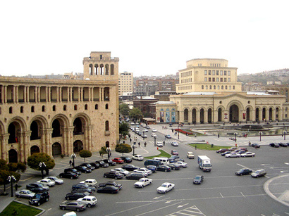 Russian Embassy in Yerevan to strengthen security measures in connection with protests