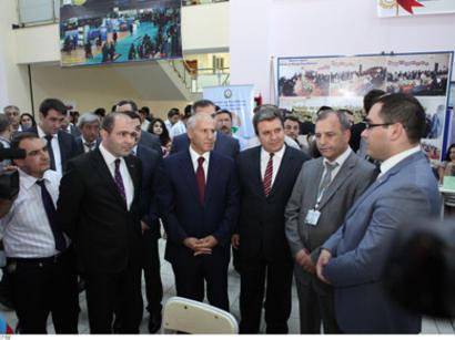 """""""Karyerada ilk addım"""" devizi altında növbəti aktiv məşğulluq tədbiri keçirilib (FOTO)"""
