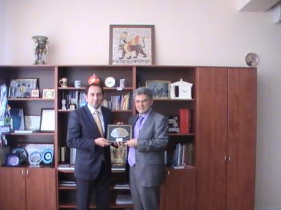 Azərbaycan Turizm İnstitutu Türkiyə universiteti ilə əməkdaşlıq edəcək (FOTO)