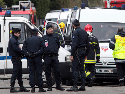 3 killed, 2 injured in road accident in southeast France