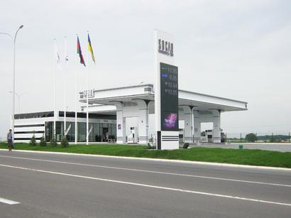 SOCAR filling stations named best in Ukraine