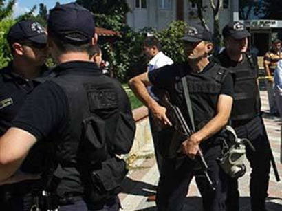 Istanbul police detain over 50 IS members