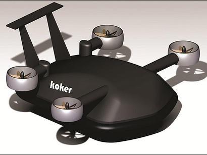 Iran successfully tests Koker-1 VTOL drone (PHOTO)