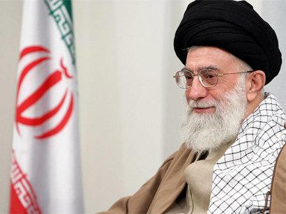 "Iran supreme leader pledges to help fight against ""arrogance"""