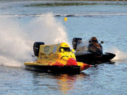 Бакинское побережье впервые станет свидетелем чемпионата мира по гонкам на воде