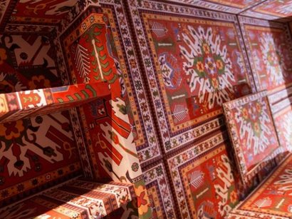 Venesiya Biennalesində Azərbaycan pavilyonu 5 ən möhtəşəm pavilyon sırasına daxil edilib (FOTO)