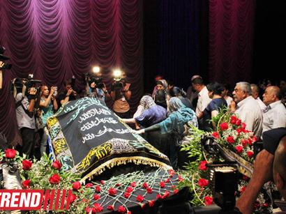 Сын Сиявуша Аслана рассказал о последней мечте отца (фото)