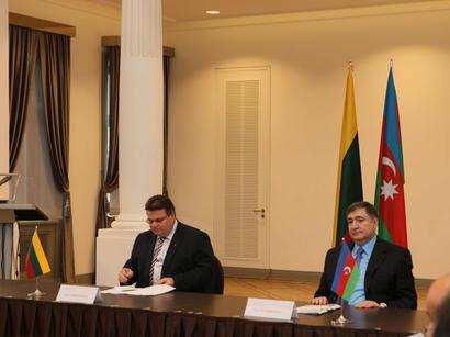 Азербайджан и Литва обсудили перспективы взаимных инвестиций (ФОТО)