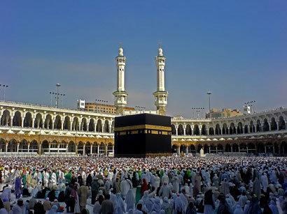 Saudi Arabia forbids taking photographs in Muslim shrines