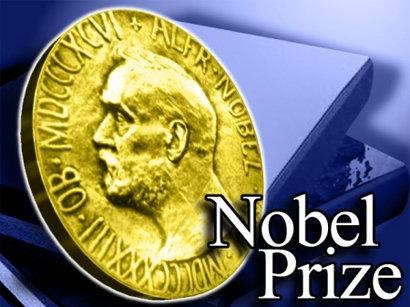 В Стокгольме началась церемония награждения Нобелевскими премиями