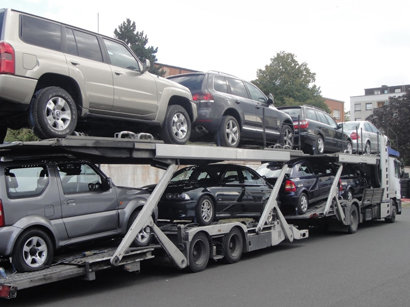 Iran's car imports increases by 38%