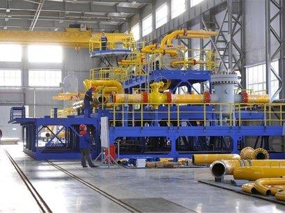 В Азербайджане идет масштабное возрождение тяжелой промышленности