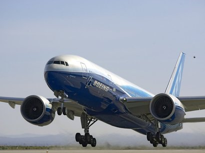 Passengers leave board of Boeing-777 that made emergency landing in Baku (UPDATED 2)