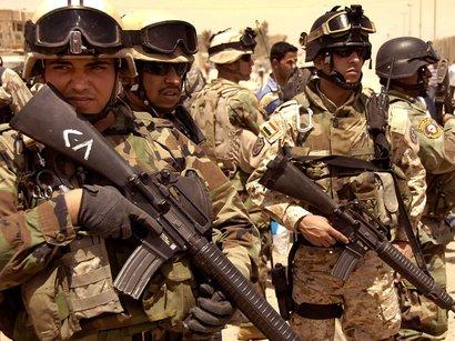 Iraqi forces enter Kirkuk as Kurds flee