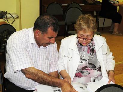 Азербайджанцы Коми награждены почетным дипломом за гуманитарную деятельность (ФОТО)
