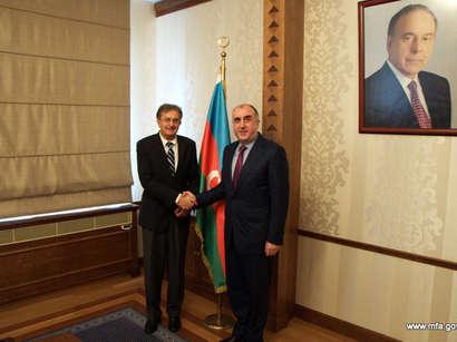 Глава МИД Азербайджана принял  нового посла Сербии (ФОТО)