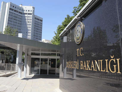 Turkish MFA rejects Trump's description of 1915 events