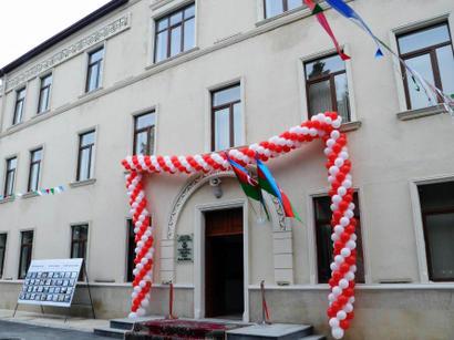 В поселке Локбатан открылась детская музыкальная школа (ФОТО)