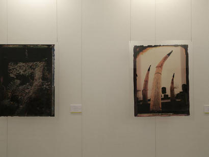 YARAT not-for-profit art organization participated  at Contemporary Istanbul int'l art fair