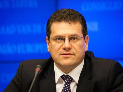 Шефчович: ЕС и Турция оказали огромную помощь в реализации «Южного газового коридора»