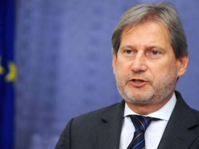 EaP Summit to inject new dynamism into EU-Azerbaijan partnership: Commissioner Hahn (Exclusive)