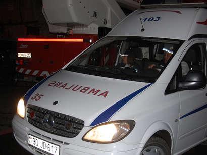 Xocahəsəndə avtobus qəzasında xəsarət alanlardan 8 nəfər evə buraxıldı (YENİLƏNİB)