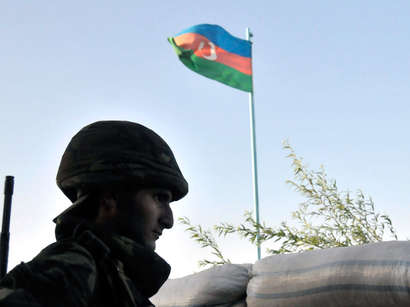 Defense Ministry of Azerbaijan makes statement on line of contact situation