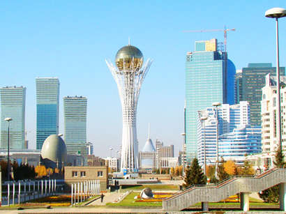 Kazakhstan's GDP growing, thanks to mining industry, trade