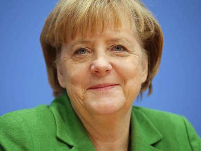 Merkel, Erivan'da 'soykırım' demedi