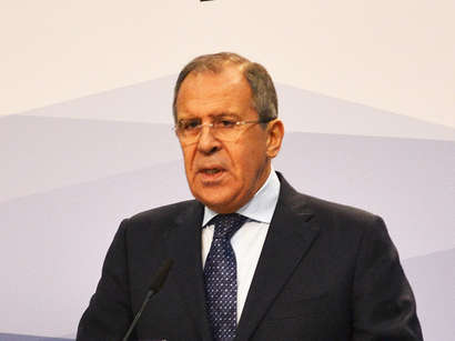 Lavrov: OSCE MG co-chairs can only help create conditions for dialogue on Karabakh conflict