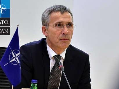 Stoltenberg once again apologizes to Turkish president