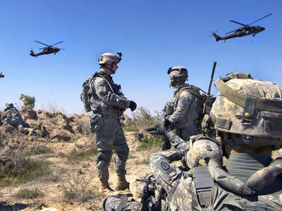 Withdrawal of US troops from Iraq: cacophony of opinions