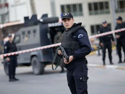Turkey prevents major terrorist attack in mall