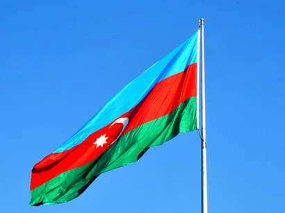 Azerbaycan Devlet Bayrağı Günü'nü kutluyor