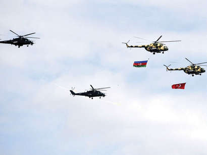 Military exercises with participation of Azerbaijan starts in Turkey