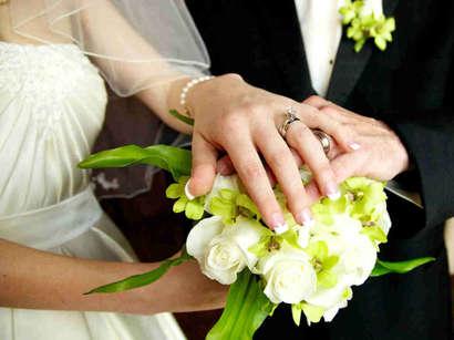100 bin kişi böyle evlenmiş!