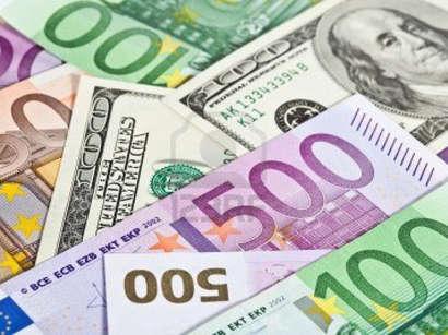 Официальный курс маната к мировым валютам на 19 ноября