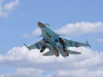 Russian aerospace forces destroy Daesh convoy heading to Syrian Deir ez-Zor