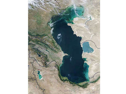 Turkmenistan hosts regional forum on Caspian Sea