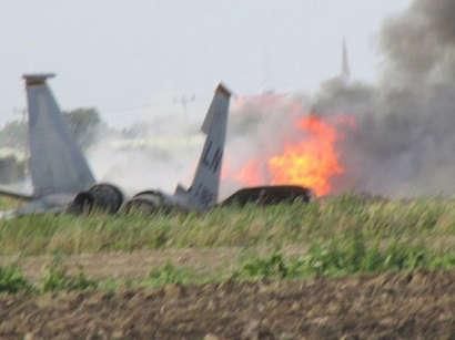 Trainer plane crashes in Turkey: 3 killed