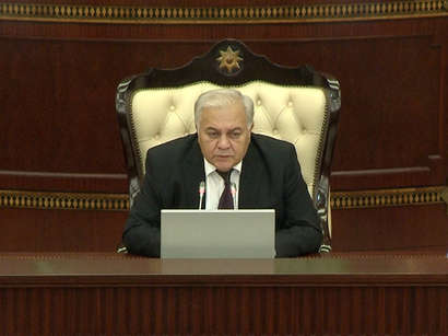 ADR parliament had key role in statehood ideology development in Azerbaijan: Speaker