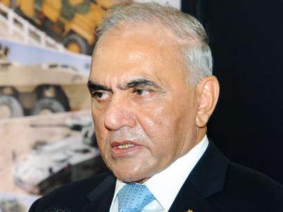 Скончался министр оборонной промышленности Азербайджана